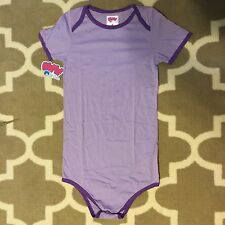 Purple adult baby onesie medium in size ABDL aww so cute