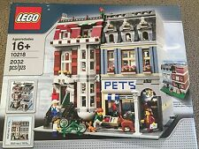 Lego 10218 Pet Shop Moduler