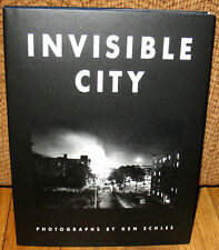 New SIGNED Ken Schles Invisible City Steidl 2014 New York City Urban Life HC DJ