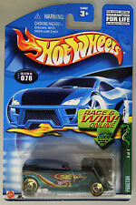 Hot Wheels 1:64 Scale 2001 Cold Blooded Series PHAETON