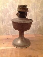 "Antique Super Aladdin Oil Lamp Base 12"" Tall 6"" Wide"
