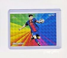 Lionel Messi Future Stock Barcelona RC - REFRACTOR - Rare 1/1 Only One Exists