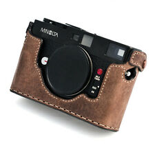 Minolta CLE Patagonean Case Must See 100% hand made!!!