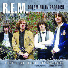 REM New 2016 UNRELEASED 1983 LIVE EARLY CAREER CONCERT CD