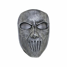 NEW Paintball Airsoft Wire Mesh Full Face Protection Slipknot Mick Mask L1021