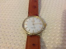 Vintage Men's Omega Seamaster De Ville GOLD FILLED WATCH