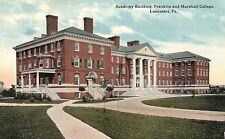 Academy Building at Franklin & Marshall College in Lancaster PA 1912