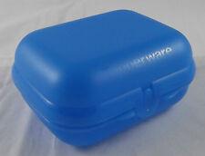 Tupperware Große Twindose Twin Dose Pausendose Box Blau Hellblau Neu OVP