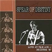 Spear of Destiny - Live at the Ace -- Brixton '83 (CD)