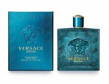 Versace Eros Homme Men 6.7 6.8 OZ 200 ML *Eau De Toilette* Spray Nib Sealed