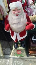 Cool Harold Gale Vintage 7-Up Santa Store Display