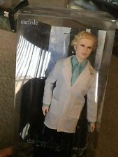 Nice Barbie Collector Pink Label The Twilight Saga Carlisle doll w/box