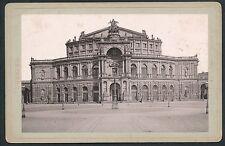 Cabinet c.1890 - DRESDE Dresden Opéra Allemagne - T629