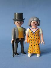 Playmobil Grandparents Wedding Guests Victorian Couple House Mansion Church