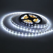 3528 5M 500CM WHITE 300 LED SMD FLEXIBLE LIGHT STRIP LAMP NON WATERPROOF DC 12V