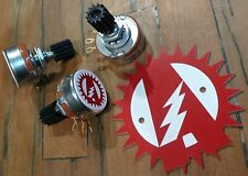 Alchemy Audio Vintage Spec 100K Wah Effects Pedal Replacement Potentiometer