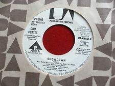 ODIA COATES~SHOWDOWN~MINT~PROMO~U.A. 601~ SOUL 45