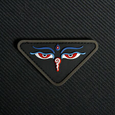 Buddha Eye Stormtrooper Tactical PVC Morale Patch Milspec Embroidery
