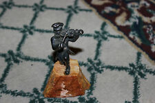 Stunning Fiddler On The Roof Sterling Silver Figure-Man Playing Violin-LQQK