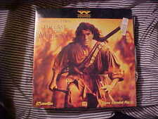 Laserdisc THE LAST OF THE MOHICANS Daniel Day Lewis Wide Screen Edition R