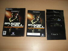 SPLINTER CELL 2 - PANDORA TOMORROW - BOXED Pc Cd Rom  FAST DISPATCH