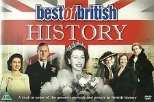 BEST OF BRITISH HISTORY 4 DVD SET - ROYAL WEDDING - LOVERS OF JANE AUSTEN & MORE