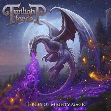 Heroes of Mighty Magic TWILIGHT FORCE cd ( free shipping ) Sabaton