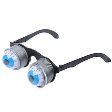 Novelty Pop-Out Spring Googly Eye Fancy Dress Joke Gag Glasses