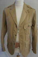 RALPH LAUREN RRL STIRLING MILITARY SPORT COAT BLAZER JACKET SZ SMALL RP £495