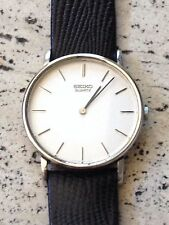Vintage SEIKO 7800-8019 Slim Quartz Dress Watch