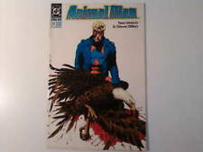 ANIMAL MAN #33 by Veitch & Dillon, published 1991 by DC Comics USA.  Fn+