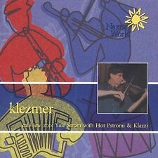 Yale Strom With Hot Pstromi...-Klezmer - Cafe Jew Zoo CD NEW