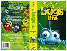 DISNEY - A BUG'S LIFE   *RARE VHS TAPE*