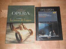 DVD Opera Collection 13 - Le Nozze Di Figaro Mozart - John Eliot Gardiner