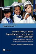 Accountability in Public Expenditures in Latin America and the Caribbean: Revita