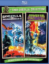 Godzilla Vs. Mechagodzilla II / Godzilla Vs. Spacegodzilla (BLU RAY, 2 DISC)