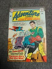 "Adventure Comics #341 (1966) ""Colossal Boy's One-Man War!"" * DC Comics *"