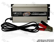 XS Power HF1215 Battery Charger 15A 12 Volt Car Audio & Racing High Frequency