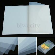 10pcs Sheet A3 Clear Transparency Screen Printing Inkjet Printer Film Paper