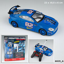 NEW MONSTER CARS REMOTE CONTROL CAR