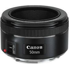 Canon EF 50mm f/1.8 STM Autofocus Lens for Canon EOS T3i T3, T2i, T2, X, XSi