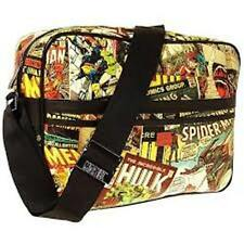 Marvel Comics Messenger Bag Comic Strip Design