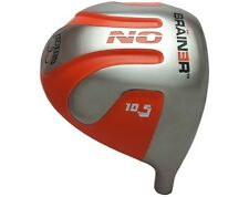 GEEK GOLF NO BRAINER ORANGE WORLD LONG DRIVE CHAMP PGA TOUR DISTANCE DRIVER HEAD