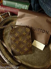 RARE Vintage LOUIS VUITTON Passport Pouchette Secret Handbag Purse Bag LV Pouch