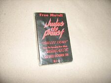 JUDAS PRIEST-BULLET TRAIN SINGLE!1997 CMC! ULTRA RARE CASSETTE! SEALED!