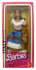 Vintage 1979 Italian Barbie Famous International Fashion Doll Mattel #1602 NIB