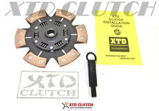 XTD STAGE 3 CERAMIC RACING CLUTCH DISC+TOOL xA xB CELICA COROLLA MATRIX MR2 VIB