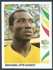 PANINI FIFA WORLD CUP-GERMANY 2006- #516-TOGO-MOHAMA ATTE-OUDEYI
