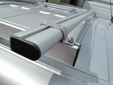 RENAULT TRAFFIC - Stainless Steel & Aluminium - Top Quality - ROOF RACK SYSTEM