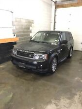 2010 Land Rover Range Rover Sport Leather Seats